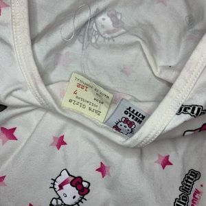 Zara One Pieces - hello kitty bodysuit